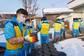 CJ헬스케어 오송공장, 새해 연탄 나눔 봉사활동 진행