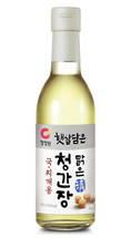 대상 청정원 '맑은 청간장' 출시
