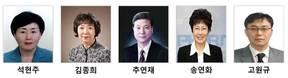 JW중외제약, 제25회 서울시약사대상 수상자 선정