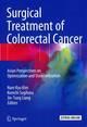 아시아 대장암의 외과적 치료, 교과서 출간