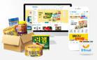 국내 1등 식품 전문 온라인몰 '동원몰'