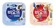 서울우유 '비요뜨' 신제품 라인업